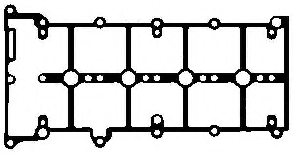 Прокладка клапанної кришки металева  арт. 567610