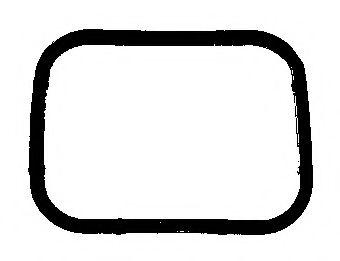 Прокладка колектора двигуна гумова  арт. 574180