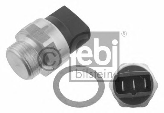 FEBI VW Датчик включ. вентилятора 95/84C+102/91C (3-х конт) FEBIBILSTEIN 01528