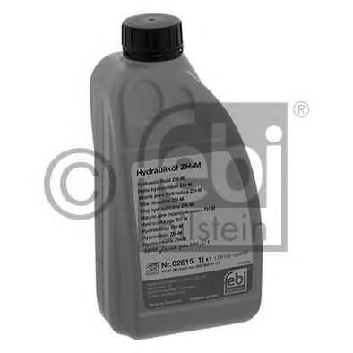 Рідина для гідросистем ZH-M жовта FEBI 02615