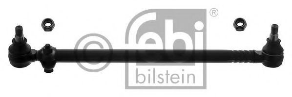 FEBI DB Рулевая тяга, продольная 486мм (один смен. наконечник) 207-608 FEBIBILSTEIN 02734