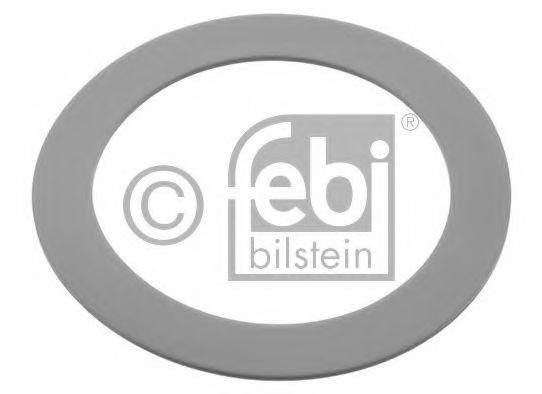 Ступица колеса Кольцо уплотнительное из полимерного материала FEBIBILSTEIN арт. 04013