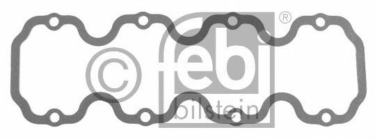 Прокладка клапанной крышки Прокладка крышки клапанной DAEWOO/OPEL (резина) (пр-во FEBI) PARTSMALL арт. 05168