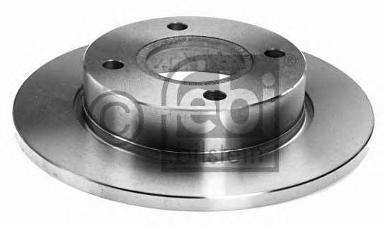 Тормозной диск  арт. 05650