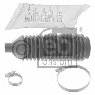 FEBI FORD Защита (к-кт - 1 пыльник+смазка*2 хомута) рулевой рейки Transit 86- (с FEBIBILSTEIN 05958