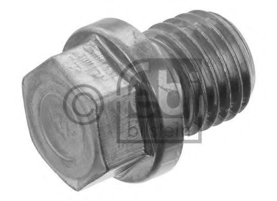 Пробка маслосливного отверстия MB M12x1,5 (пр-во FEBI) в интернет магазине www.partlider.com