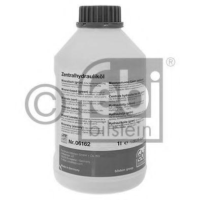 Масло ГУР Жидкость гидравлическая (минеральная) FEBI зеленая (Канистра 1л)  арт. 06162