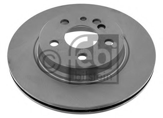 FEBI DB Диск тормозной вентилируемый задний W140 420-600 FEBIBILSTEIN 08130