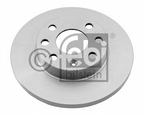 Гальмівний диск Opel Corsa / Opel Astra / Opel Kadett