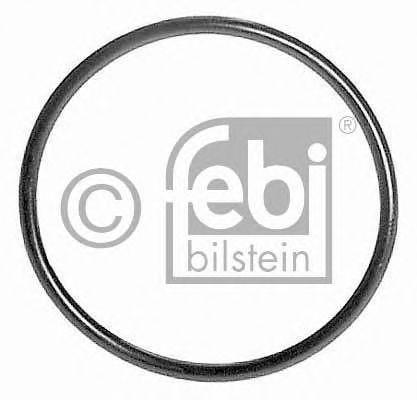 Уплотнительное кольцо, Уплотнительное кольцо, гидравлический фильтр  арт. 08937