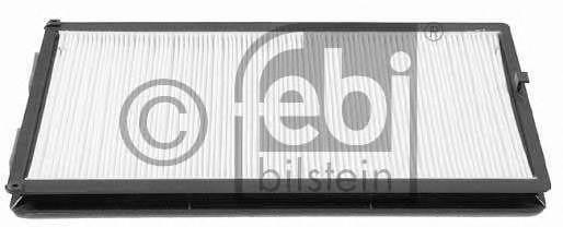 FEBI BMW Фильтр салона E32,E34 88- FEBIBILSTEIN 09187