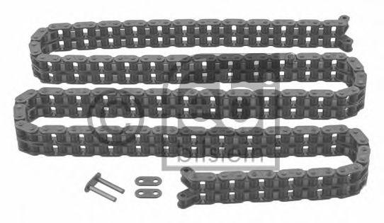 Цепь ГРМ MB W124 2.0, 2.8, 3.2 M104, M111 (пр-во FEBI)