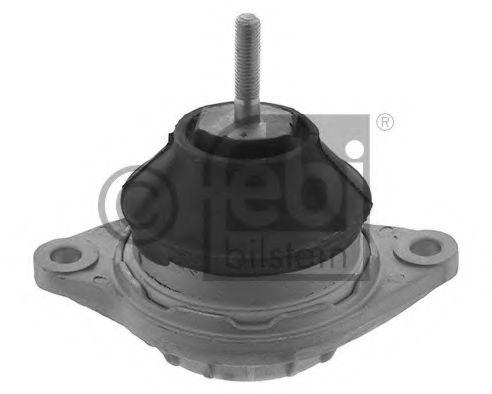 FEBI AUDI Подушка двигателя (гидравлич.) лев./прав 100 (4 цил.) 1,6-2,0 90- A6 FEBIBILSTEIN 10014