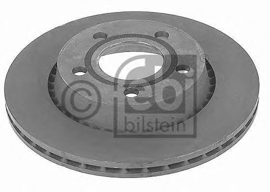 FEBI AUDI Тормозной диск задн. 100 Quattro 86- FEBIBILSTEIN 11397