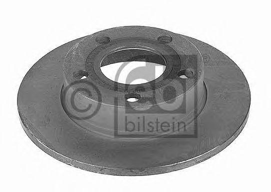 FEBI AUDI Тормозной диск A4,Passat 95- quattro FEBIBILSTEIN 11398