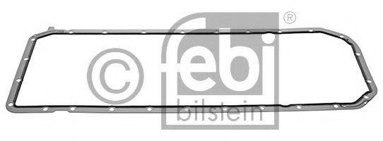 FEBI BMW Прокладка поддона  3 E30/E46 (резина\метал) FEBIBILSTEIN 12318