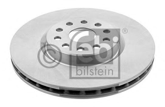FEBI ALFA ROMEO Тормозной диск передний 166 FEBIBILSTEIN 14165