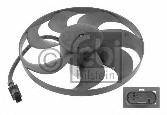 Вентилятор радіатора VW Golf / VW Bora / VW Jetta в интернет магазине www.partlider.com