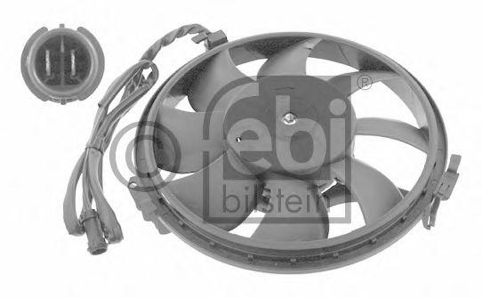 FEBI VW Вентилятор радиатора 300W,280мм FEBIBILSTEIN 14746