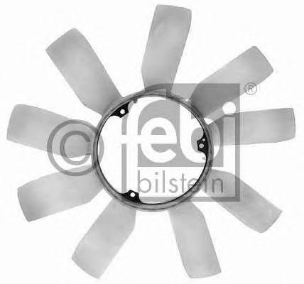 FEBI DB Крыльчатка вентилятора Sprinter, W124 FEBIBILSTEIN 15261