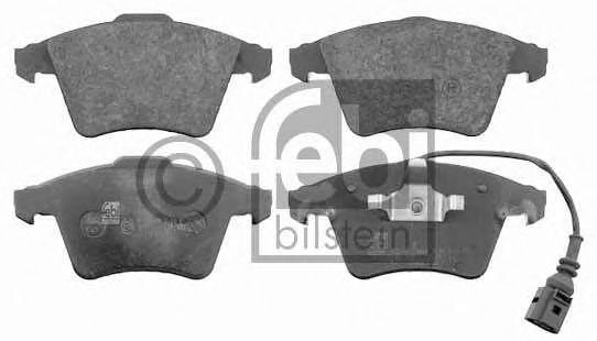FEBI VW Тормозные колодки передние Т5 FEBIBILSTEIN 16462