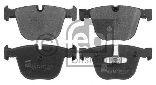 FEBI BMW тормозные колодки зад. F01,07 7 08- FEBIBILSTEIN 16804