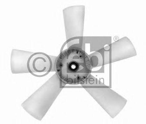 FEBI DB Крыльчатка вентилятора W124,201 FEBIBILSTEIN 17851
