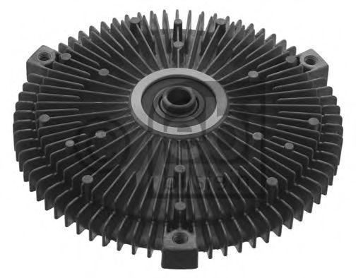 FEBI DB Вискомуфта вентилятора 208D-408D OM601 FEBIBILSTEIN 18007