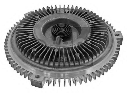 FEBI BMW Муфта сцепления вентилятора (вискозная)  525TDS 725TD FEBIBILSTEIN 18684