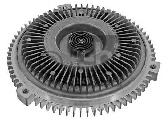 FEBI BMW Муфта сцепления вентилятора (вискозная)  E38 FEBIBILSTEIN 18685