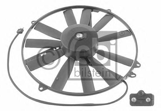 FEBI DB Вентилятор охлаждения двигателя Sprinter -06. FEBIBILSTEIN 18932
