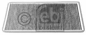 Фильтр салона BMW X5 (E53) 99-06, LR RANGE ROVER III 02-12 угольный (пр-во FEBI)                     HENGSTFILTER арт. 21125