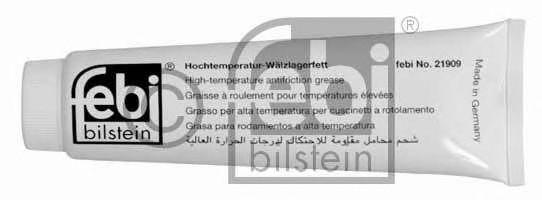 FEBI Высокотемпературная смазка (150г) ступ. подшип. зеленая FEBIBILSTEIN 21909