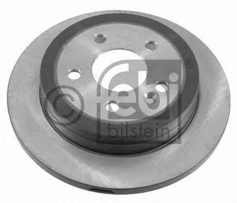 FEBI DB Диск тормозной W163 ML-klasa 98-00 задн. FEBIBILSTEIN 21923