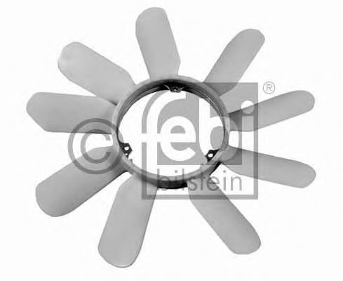 FEBI DB Крыльчатка вентилятора 2,5-3,0D W201, 124, 202, 210 FEBIBILSTEIN 22073