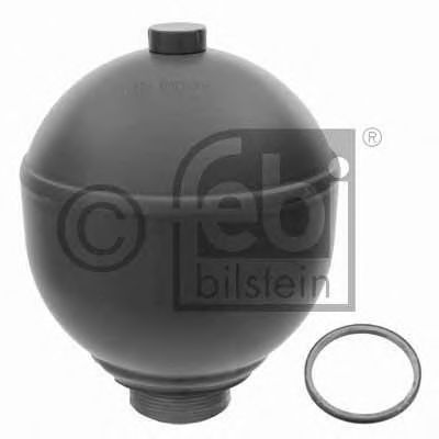 Гидроаккумулятор подвески Гидроаккумулятор, подвеска / амортизация FEBIBILSTEIN арт. 22523