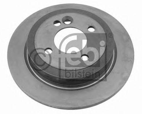 FEBI BMW Тормозной диск зад. Mini FEBIBILSTEIN 23117