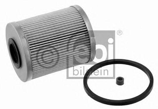 Фильтр топливный OPEL ASTRA G, H, VECTRA B, C 1.7-3.0 D 98- (пр-во FEBI)
