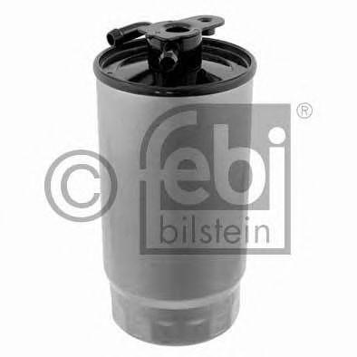 Фильтр топливный BMW (E39, E46, E53) 98-04, LR RANGE ROVER III 3.0 TD 02-09 (пр-во FEBI)              арт. 23950