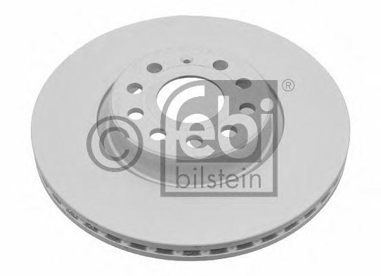 Гальмівний диск Skoda Octavia / VW Passat / VW Golf