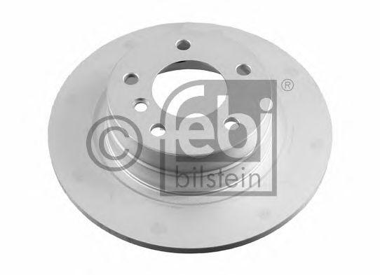 FEBI BMW Тормозной диск задн. E81,90,F30 03- FEBIBILSTEIN 24471