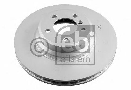 FEBI BMW Диск тормозной задн.1 E81/87,3 E90,X1 E84 05- FEBIBILSTEIN 24475