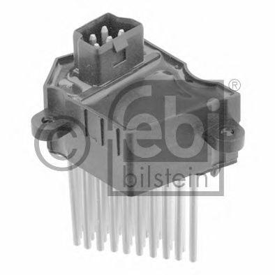 FEBI BMW Каскад блок управления вентиляцией,отоплением E53E39 FEBIBILSTEIN 24617