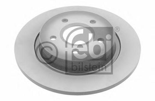 24620  FEBI - Диск гальмівний FEBIBILSTEIN 24620