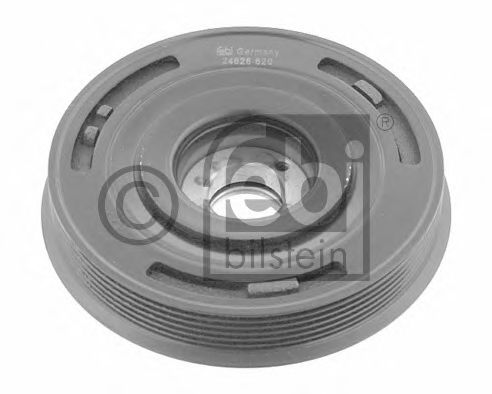 Crankshaft pulley FEBIBILSTEIN 24628