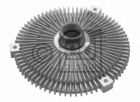 FEBI VW Муфта сцепления вентилятора (вискозная) 2.5TDI: Audi A4/A6/A8 97-, Passat 00- FEBIBILSTEIN 24722