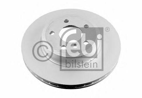 FEBI BMW Диск тормозной передн. X3 E83 03- (325*25) FEBIBILSTEIN 24794