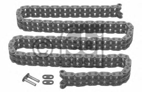 Цепь ГРМ MB дв. OM611, OM612, OM613 с замком (пр-во FEBI)