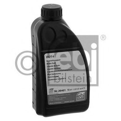 Жидкость торм. FEBI DOT4 (Канистра 1л)                                                                арт. 26461