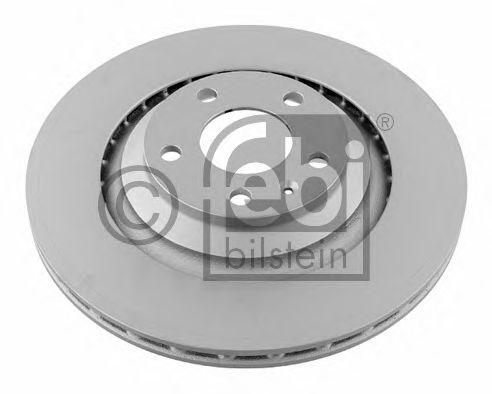 FEBI AUDI Диск тормозной задний A6 04- FEBIBILSTEIN 26654